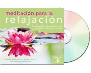 cd meditaciones guiadas para la relajación